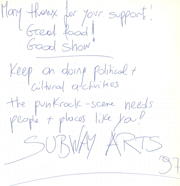 VV 97-02-28 - (book C) Subway Arts