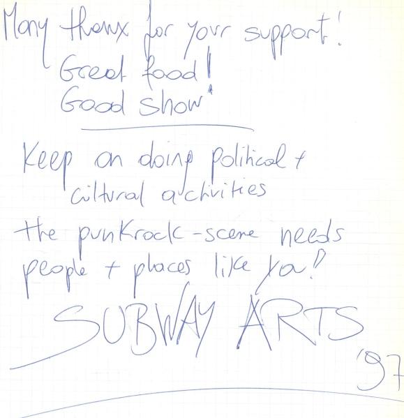 VV 97-02-28 - (book C) Subway Arts
