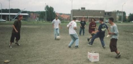 94-08-20 Abhinanda soccer